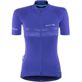 Endura Pro SL Naiset Pyöräilypaita lyhythihainen , sininen